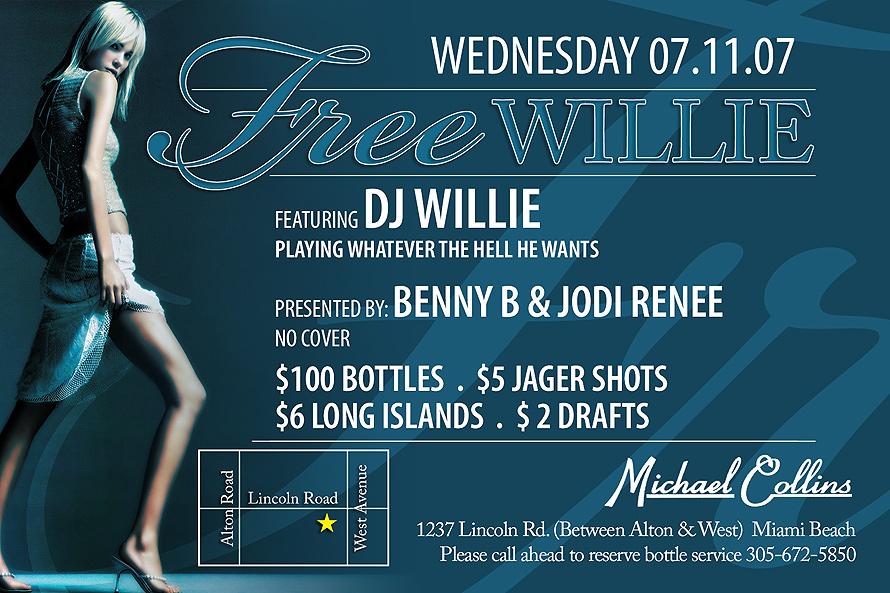 Free Willie Featuring DJ Willie