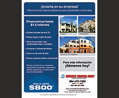 Universal Financial Homes Licensed Mortgage Broker - 2550x3300 graphic design