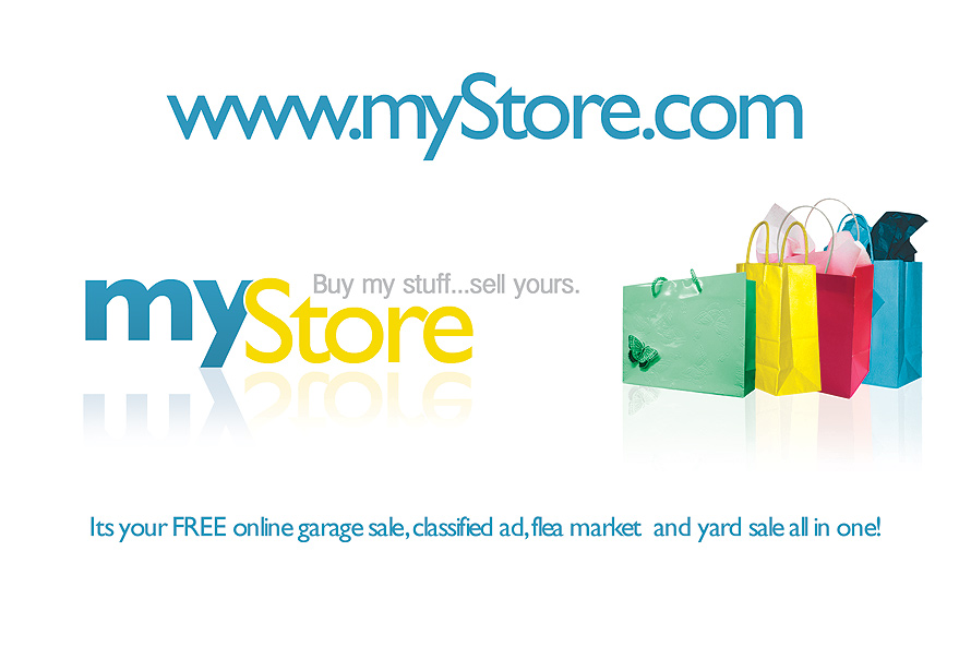 My Store Buy My Stuff Sell Yours
