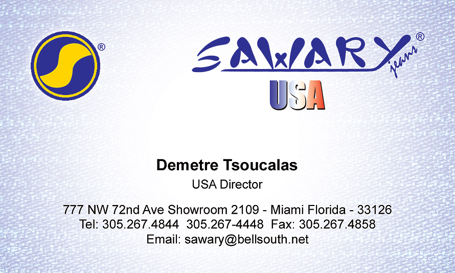 Sawary Jeans USA