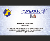 Sawary Jeans USA - created August 08, 2007