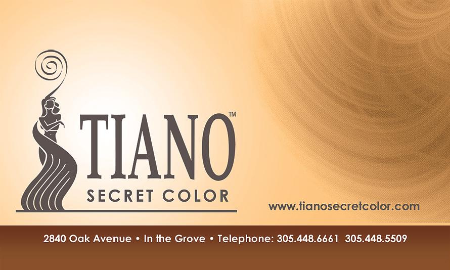 Tiano Secret Color
