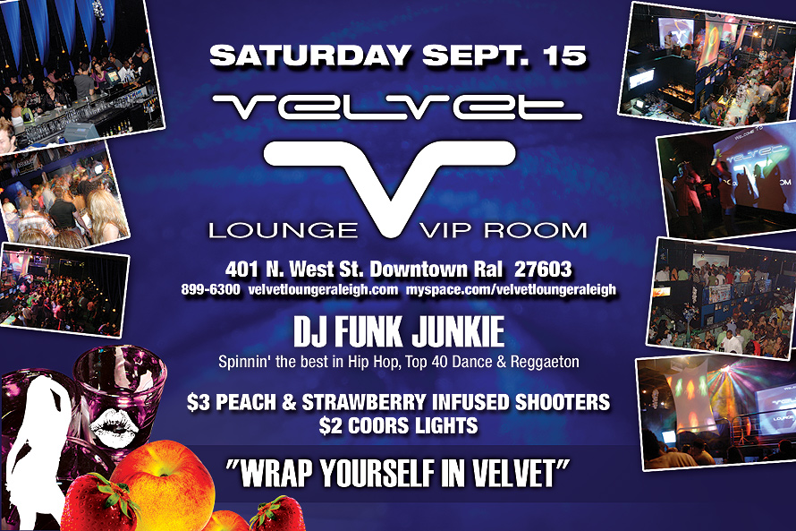 Velvet Lounge Party
