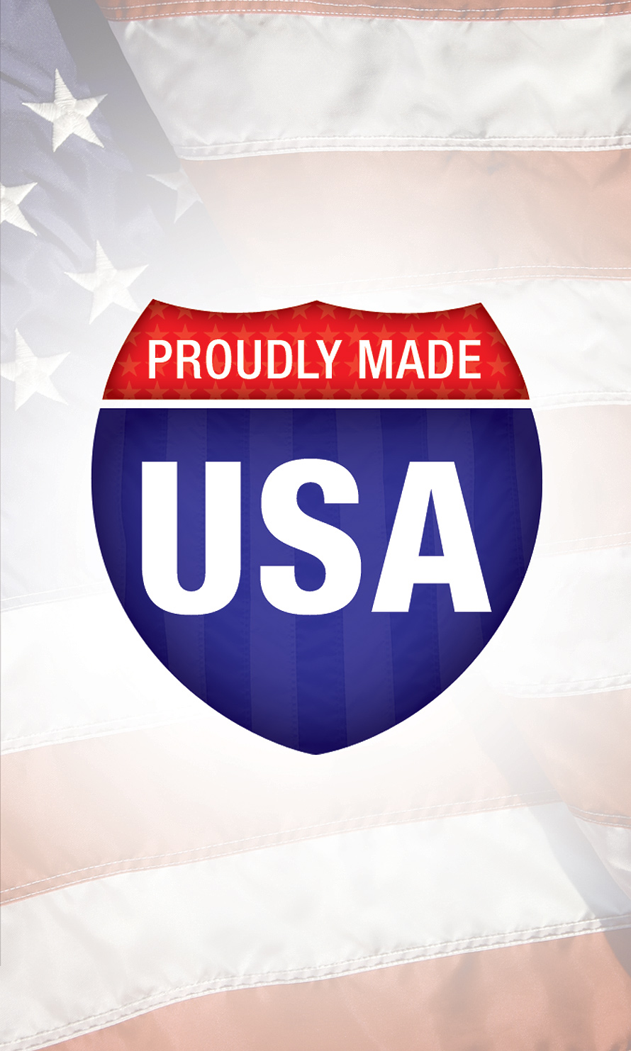 Proudly Made USA