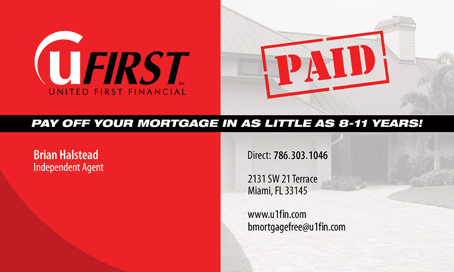 UFirst United First Financial