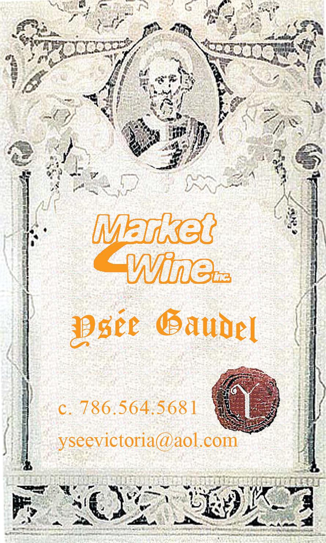Market Wine