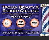 Trojan Beauty & Barber College - created January 22, 2008