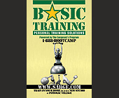 Basic Training Personal Training Solutions - created October 2008