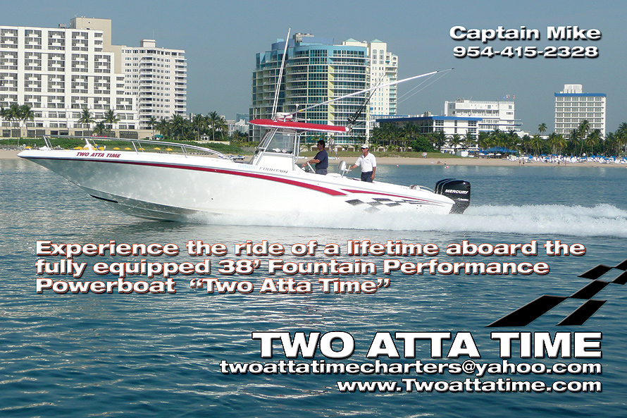Captain Mike Powerboat Charter