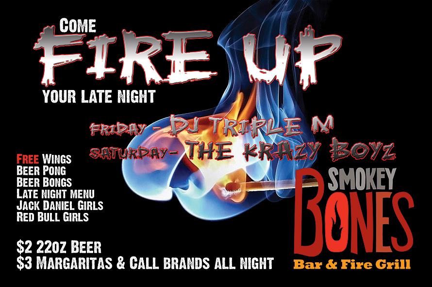 Smokey Bones Bar and Fire Grill