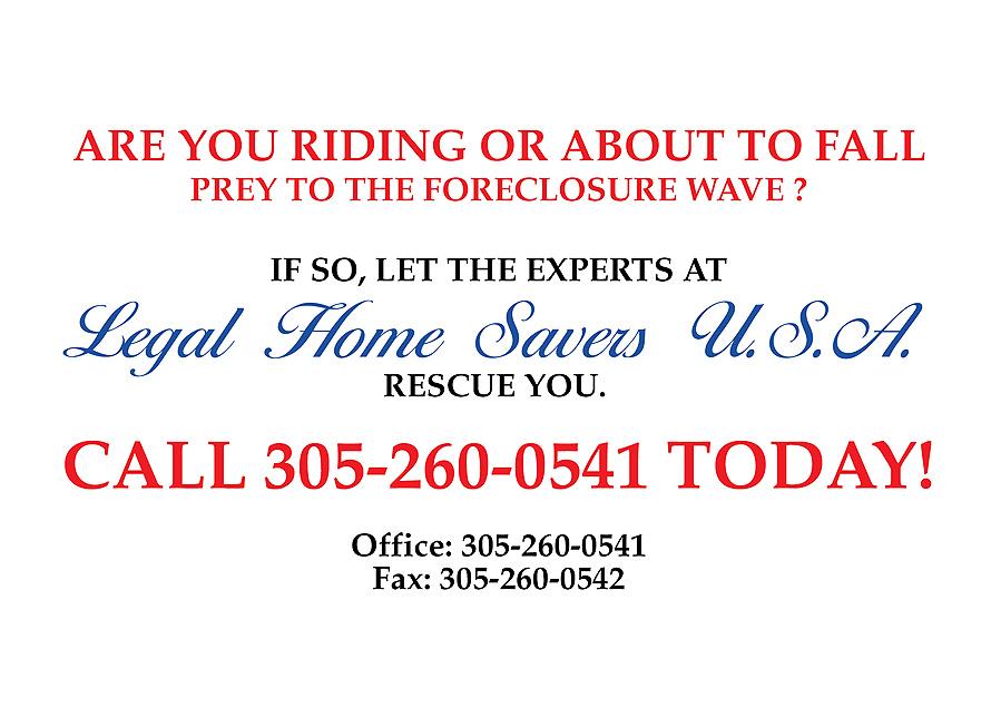 Legal Home Savers U.S.A.