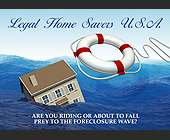 Legal Home Savers U.S.A. - Family Graphic Designs