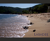 Labadee, Haiti Beaches - tagged with sand