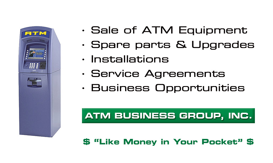 ATM Sales and Service