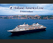 Holland America Line - tagged with crew