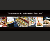 From Victoria's Kitchen Full Service Catering - 1050x2550 graphic design