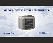 Air Conditioning Repair & Maintenance - tagged with snow