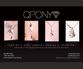 QPony One of a Kind Jewelry Design and Creation - Fashion