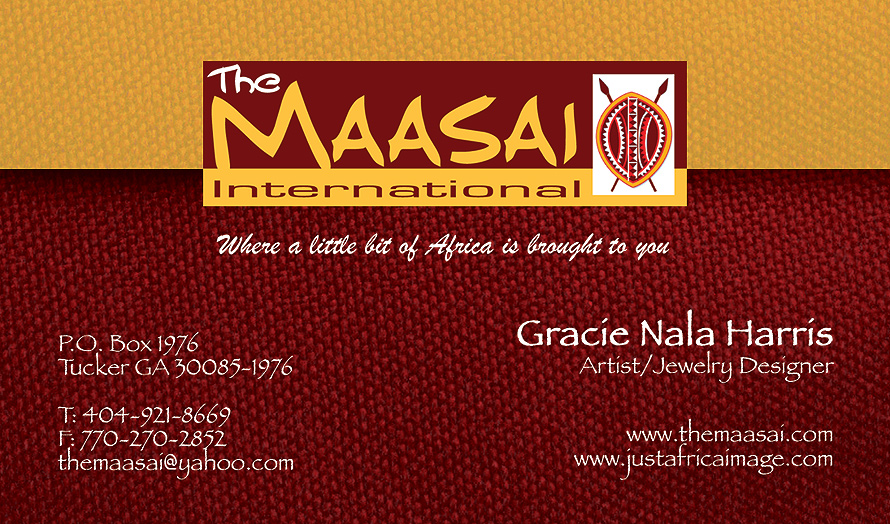 The Maasai International