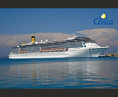 Costa Mediterranea - Family and Kids Graphic Designs