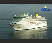 Carnival Cruise Lines Costa Victoria - tagged with 105