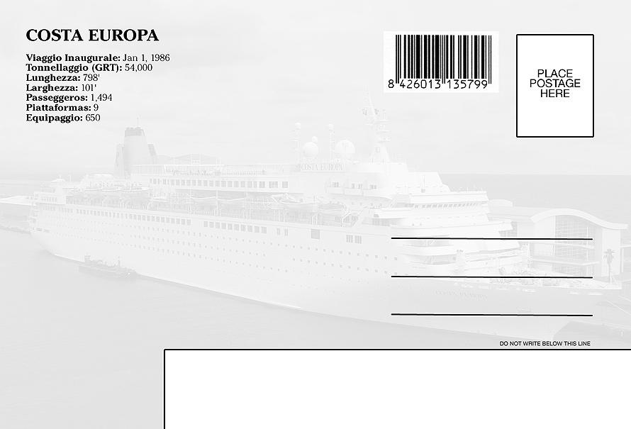 Costa Europa
