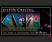 Sister Cristal World Reowned Psychic Offers - created June 19, 2008