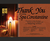 Spa Constantine Promotion - created June 19, 2008