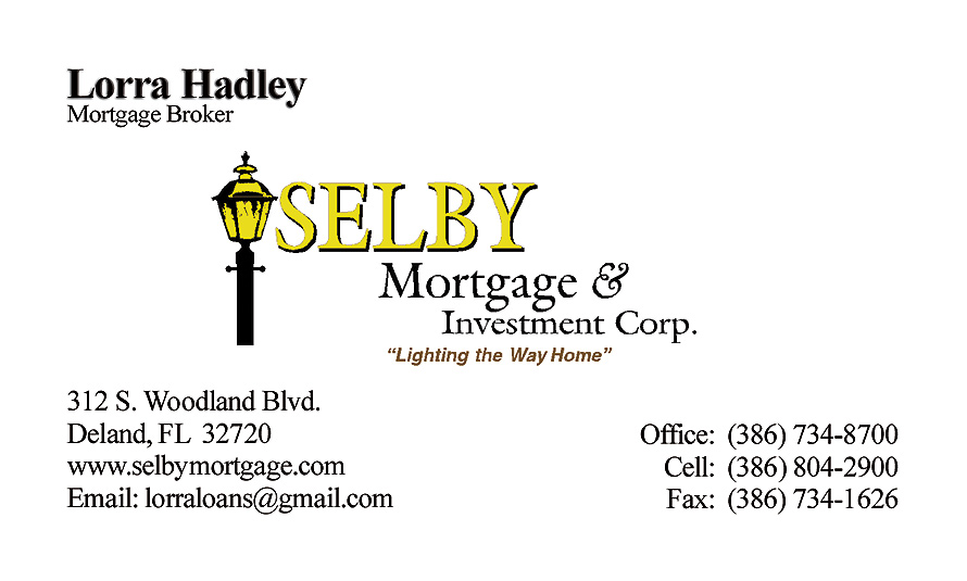Selby Mortgage and Investment Corp.
