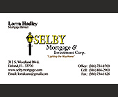 Selby Mortgage and Investment Corp. - tagged with lamp