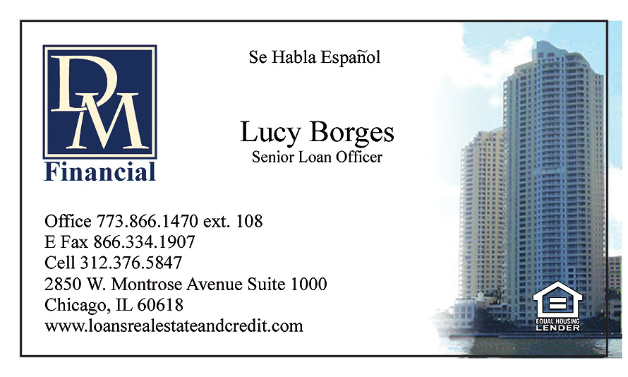 DM Financial Lucy Borges