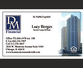 DM Financial Lucy Borges - tagged with cloudy sky