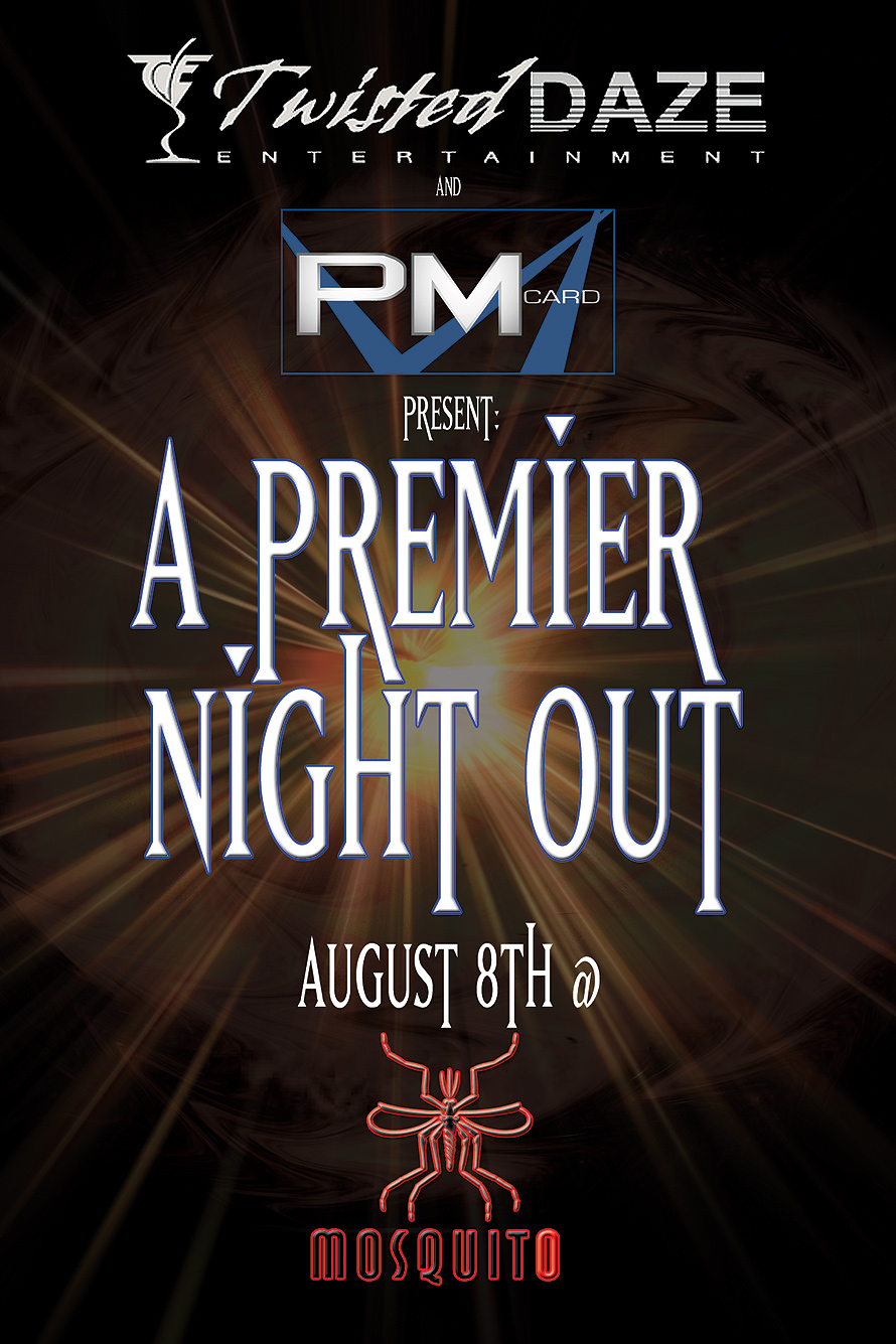 PM Card Presents A Premier Night Out