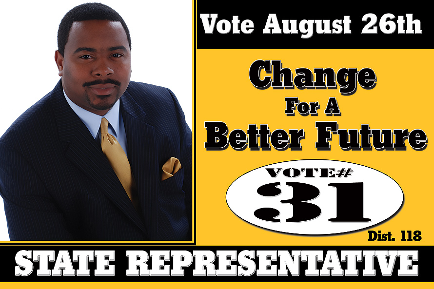 Tony E. Crapp Jr. Change For a Better Future