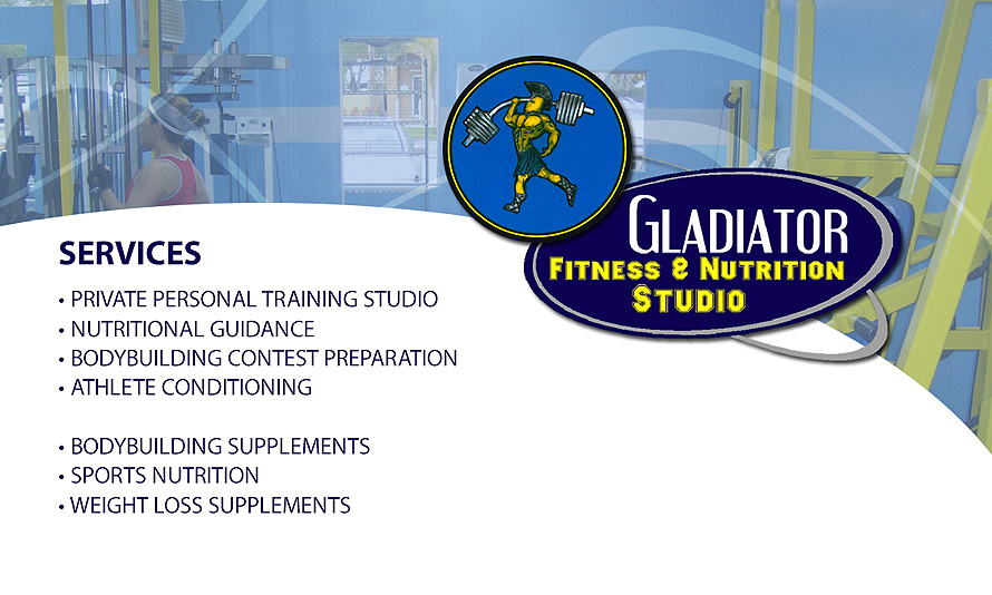 Gladiator Fitness and Nutrition Studio