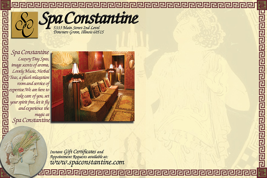 Spa Constantine Promotion