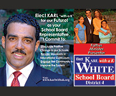 Elect Karl White - created September 24, 2008