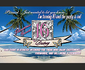 Glamorous Sweet 16 Britney - created September 24, 2008