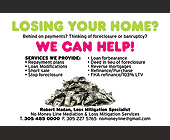 Losing Your Home? - tagged with money