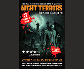 Night Terrors Haunted Warehouse - tagged with entertainment