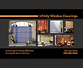 Infinity Window Coverings - created October 26, 2009