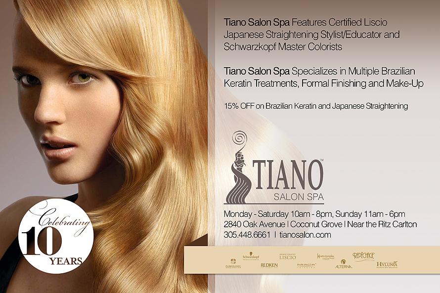 Tiano Salon Spa