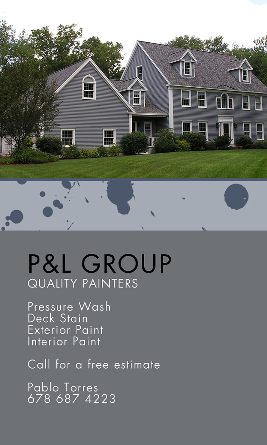 P and L Group Quality Hardwood Floor Installers