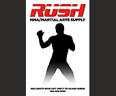 Rush Martial Arts Supply  - tagged with clothes