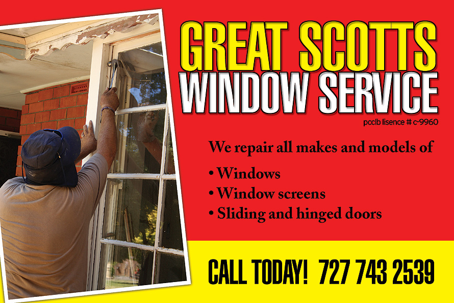 Shawn's Window Installations