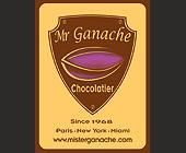 Mr. Ganache Chocolatier - created March 2009
