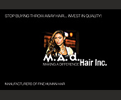 Make a Difference Hair Inc. - Retail