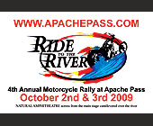 Apache Pass Motorcycle Rally - created April 20, 2009