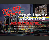 Street Trendz Urban Wear Clothing and Accessories - Fashion