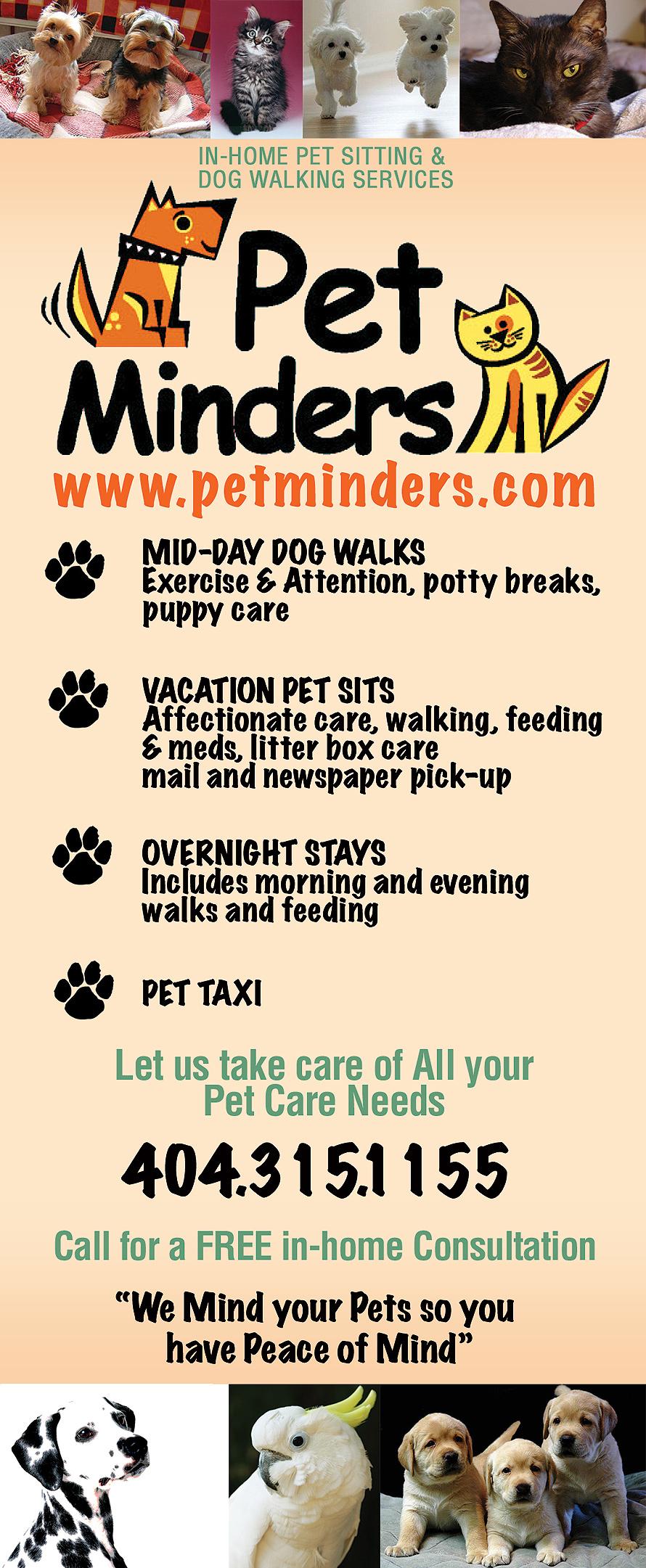 Pet Minders